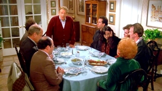 'Stop Crying And Fight Your Father': 'Seinfeld' Writers Tell Us How Festivus Came To Be