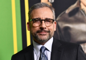 Steve Carell On Playing The 'Terrifying' Donald Rumsfeld In 'Vice' And Why He Doesn't Watch 'The Office'