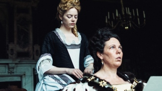 'The Favourite' Is The Perfect Period Piece For A World Beset By Failchildren