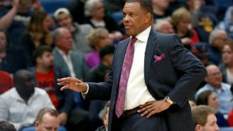 The Pelicans Reportedly Picked Up Coach Alvin Gentry's Option For 2020-21
