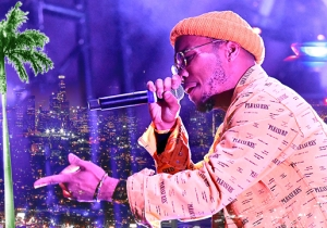Even On A Stage As Big As 'SNL,' Anderson .Paak's 'Tints' Finds The Value In Disappearing