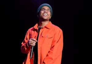 Anderson Paak Gets In The Holiday Spirit With A Lively 'Charlie Brown Christmas' Cover