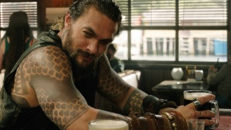 'Aquaman' Is Strange And Fun And Wants To Kill You With Sensory Overload