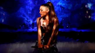 Listen To Ariana Grande's New Song 'Imagine,' Which Honors A 'Simple, Beautiful Love'