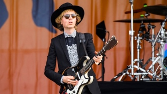 Beck Wins Best Alternative Music Album Grammy For 'Colors'