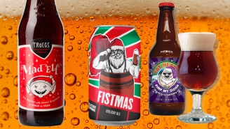 Yule Be Way Cooler If You Drink One Of These Christmas Beers
