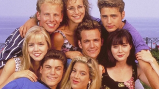 A 'Beverly Hills, 90210' Reboot Is Reportedly In The Works WIth Several Original Cast Members Aboard