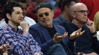 Billy Crystal Will Be On The Call For An Entire Clippers-Lakers Game In January