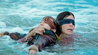 Netflix Warns Against People Hurting Themselves Doing The 'Bird Box Challenge'