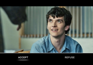 Even The Director Of 'Black Mirror: Bandersnatch' Can't Find One Of The Scenes
