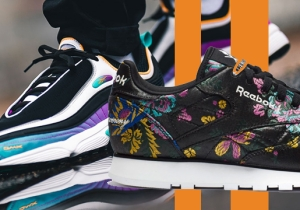 SNX: The Flyest Shoes Dropping This Week Includes Reebok Upping Their Game