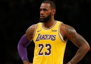 LeBron James Revealed 'Space Jam 2' Will Start Filming This Summer