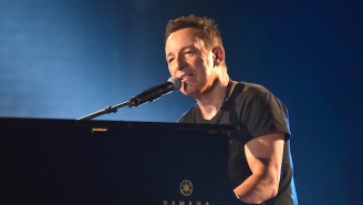 Bruce Springsteen Is Getting Back To His 'Day Job' With A New Album And Tour In 2019