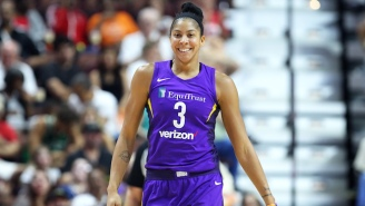 Candace Parker Talks To Us About L.A. Basketball, Sneakers, And Working Out With Kobe