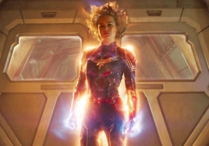 Twitter Users Are Hyped About 'Captain Marvel's New Trailer