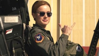 The Latest 'Captain Marvel' Clip Teases The Future Of The Marvel Cinematic Universe