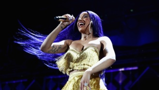 Cardi B Shares The First Public Photo Of Her And Offset's Daughter Kulture