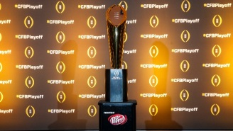 The College Football Playoff Committee Says It's Still 'Way Too Soon' To Consider Expansion