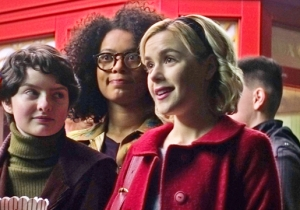Netflix Has Renewed 'Chilling Adventures Of Sabrina' For Years To Come Before Season 2 Even Airs
