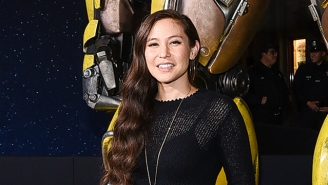 Screenwriter Christina Hodson Tells Us How Her Two Nieces Inspired 'Bumblebee'