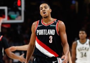 C.J. McCollum On His Beloved Browns Finding A QB And How Being A Pro Athlete Changed Him As A Fan