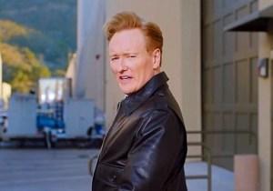 Conan O'Brien's New Half-Hour Talk Show Gets A Trailer And A Premiere Date