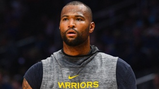DeMarcus Cousins Will Reportedly Sign With The Lakers On A One-Year Deal