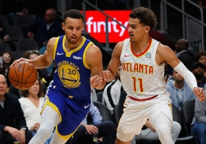 Trae Young Should Ditch The Pull-Up Threes And Embrace A Different Aspect Of Steph Curry's Game