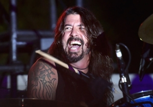Dave Grohl Is Currently Filming A Documentary About His Legendary Career