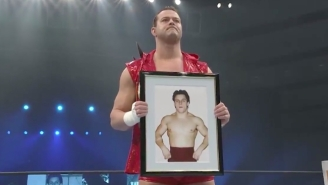 You Can Watch Davey Boy Smith Jr. Pay Tribute To Dynamite Kid In NJPW