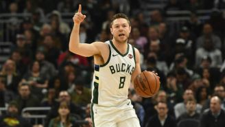 The Bucks Are Sending Matthew Dellavedova Back To The Cavaliers For George Hill