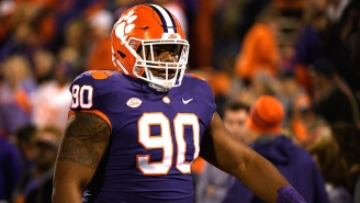 Dexter Lawrence Is Among Three Clemson Players To Fail A Drug Test And Who May Miss The Notre Dame Game