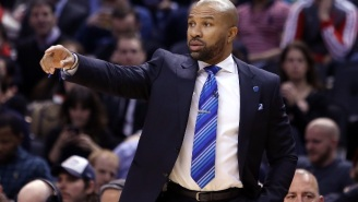 Derek Fisher Will Return To Coaching As The Head Coach Of The Los Angeles Sparks