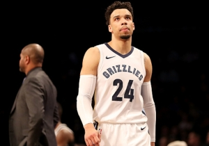 Dillon Brooks Seems Happy To Still Be A Grizzly After The Trevor Ariza Trade Debacle
