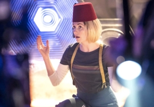 Jodie Whittaker Will Be Returning To 'Doctor Who' For Another Season
