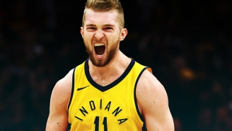 It's Becoming Impossible To Keep Domantas Sabonis Off The Floor For The Pacers