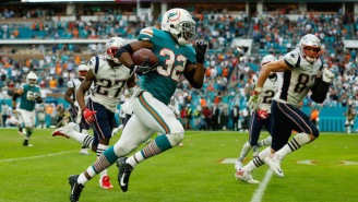 The Dolphins Pulled Off A Miracle To Beat The Patriots On A Hook And Ladder Play