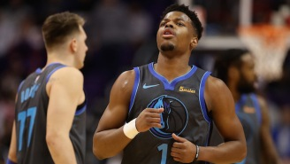 Luka Doncic's Rapid Rise May Mean Dennis Smith Jr. Eventually Gets Traded