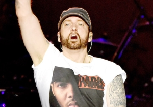 Eminem Calls MGK A 'C*cksucker' Onstage While Refusing To Perform 'Killshot'