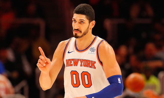 enes kanter wants to join wwe someday thanks to paul heyman