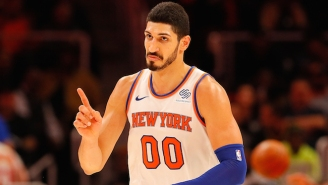 Enes Kanter Wants To Join WWE Someday, And Paul Heyman Thinks He Could Main Event WrestleMania