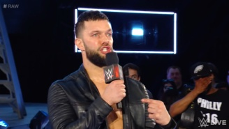 Finn Bálor Is Out Of The Mixed Match Challenge For Health Reasons, But Not TLC