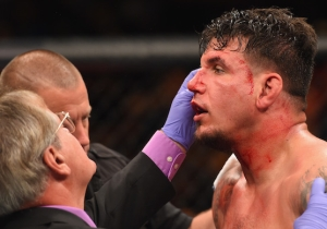 Frank Mir Tapped Out To Punches At Bellator's 'Salute To The Troops'
