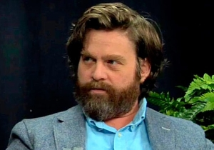Netflix Is Reportedly Working On A 'Between Two Ferns With Zach Galifianakis' Movie