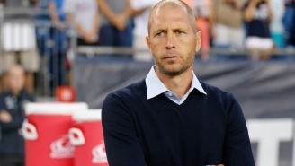 U.S. Soccer Ended Its Excruciating Search For A Manager By Hiring Gregg Berhalter