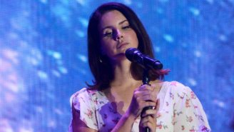 Lana Del Rey Debuts Two Stunning Unreleased Country Songs At Jack Antonoff's Benefit Show