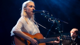 Phoebe Bridgers Transforms The Cure's 'Friday I'm In Love' Into A Haunting, Introspective Piano Ballad