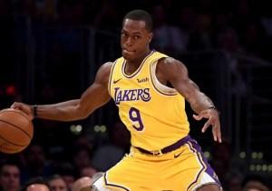 Rajon Rondo Gave A Look Inside How Anthony Davis Trade Rumors Hurt The Lakers