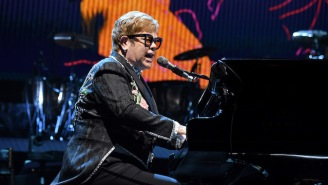 Elton John Coaxes Out The Joy In His Cover Of Khalid's 'Young Dumb & Broke'