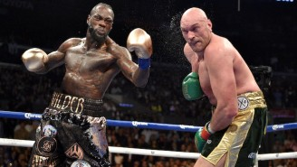 The WBC Has Sanctioned A 'Direct' Rematch Between Deontay Wilder And Tyson Fury